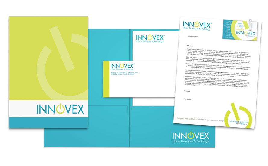 Innovex stationery